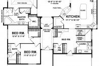 Aberdeen ranch home design, Joseph Douglas Homes, Milwauke and Waukesha, WI