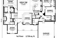 Carrington ranch home design, Joseph Douglas Homes, Milwauke and Waukesha, WI