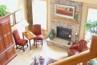 Newberry fireplace, Joseph Douglas Homes, Milwauke and Waukesha, WI