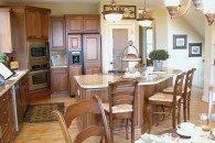 Somerset kitchen, Joseph Douglas Homes, Milwauke and Waukesha, WI