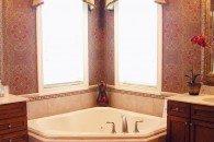 Somerset master bathroom, Joseph Douglas Homes, Milwauke and Waukesha, WI