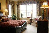 Somerset Master Bedroom, Joseph Douglas Homes, Milwauke and Waukesha, WI