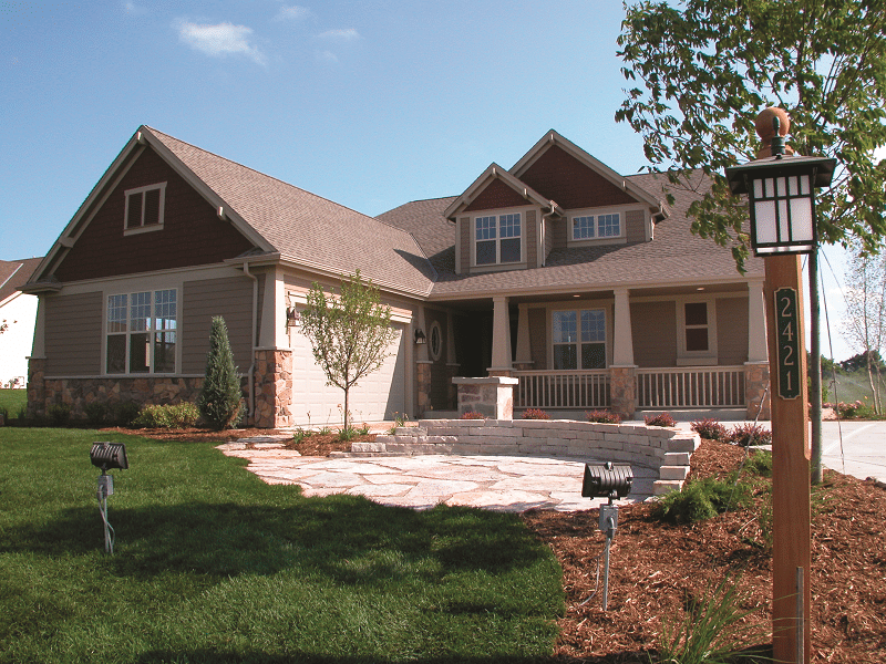 House Built By The Best Milwaukee Home Builder Joseph Douglas