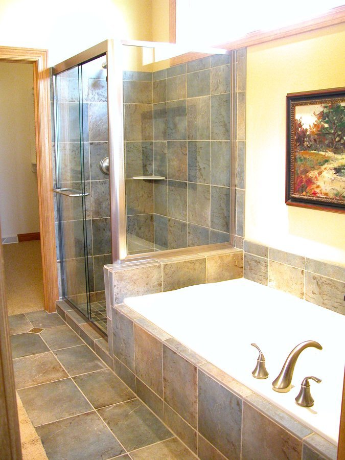 Newberry Master Bath