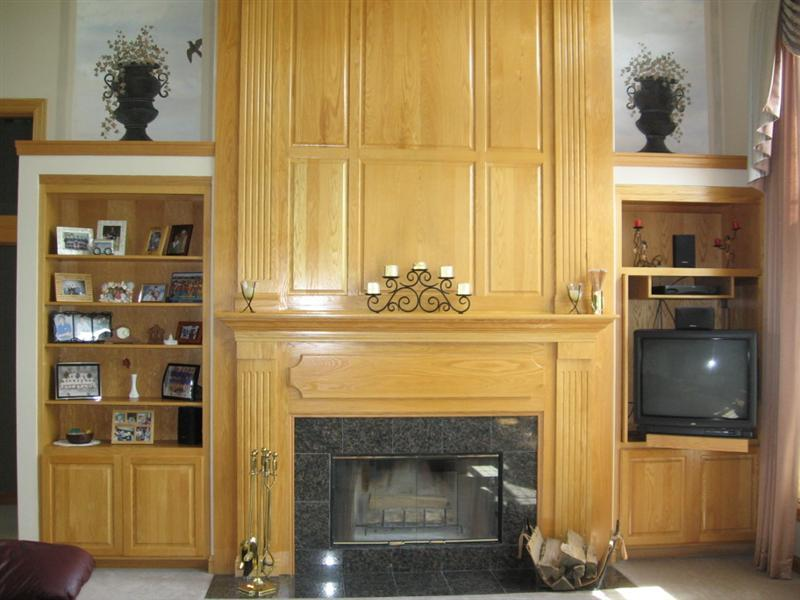 Carlson Custom Fireplace