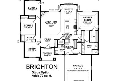 Brighton-floorplan-Study-option