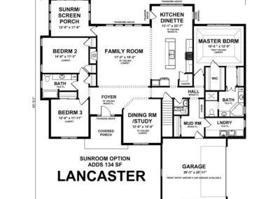 Lancaster-floorplan-sunroom-option