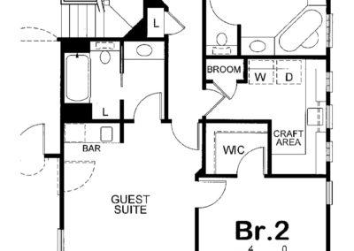 McAllister Pantry, Planning Center Option