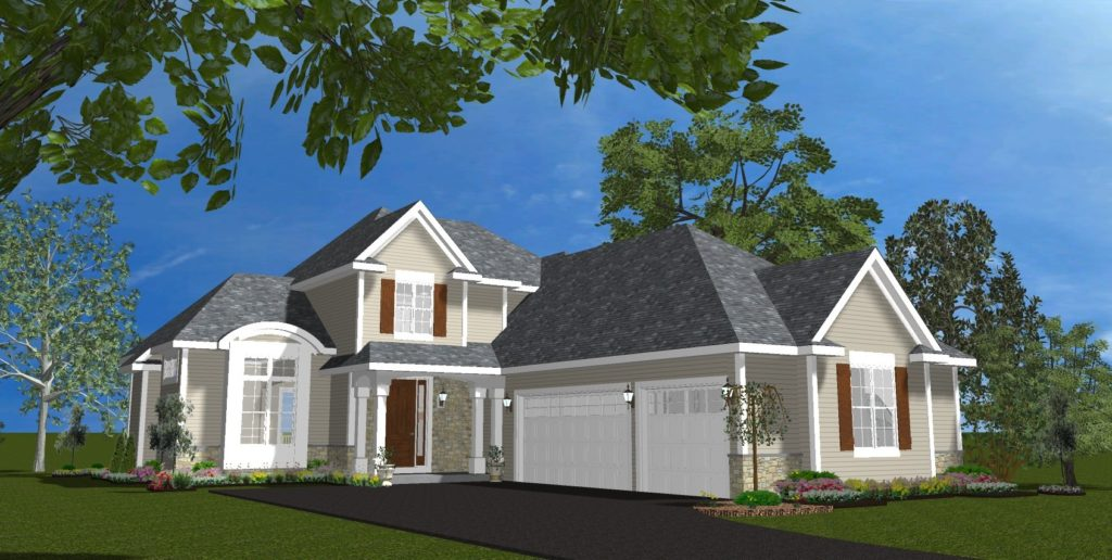 WCBA Tour of Homes: Features Wakefield Model