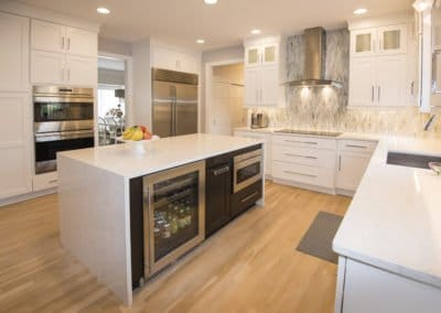 Carollo Kitchen and Great Room