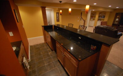 Basement Remodeling Adds Value to Your Home